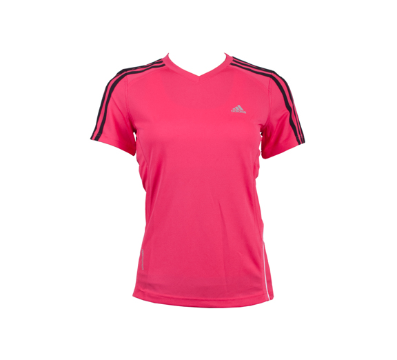 by Adidas Adidas Climacool V Neck Training Tee