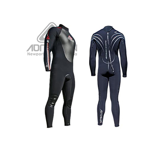by Adrenalin Adrenalin Back Zip Liquid Seam Z Suit Steamer Jnr