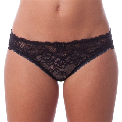 Thong by Pleasure State White Label Aubrey Rose Thong