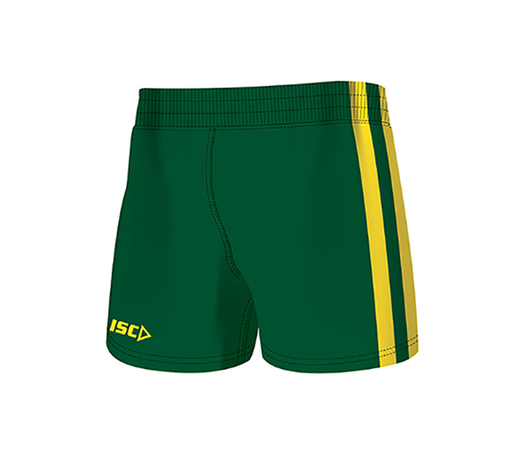 by ISC Australia Supporter Shorts 2 Pack