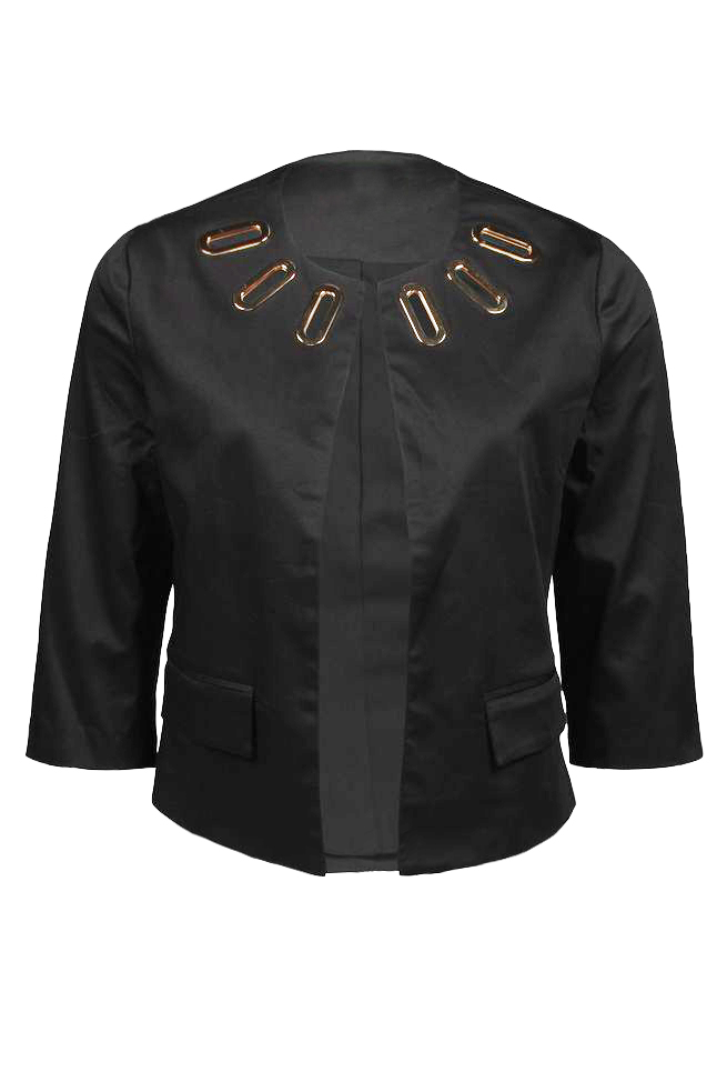 by Queenspark Black Leona Jacket
