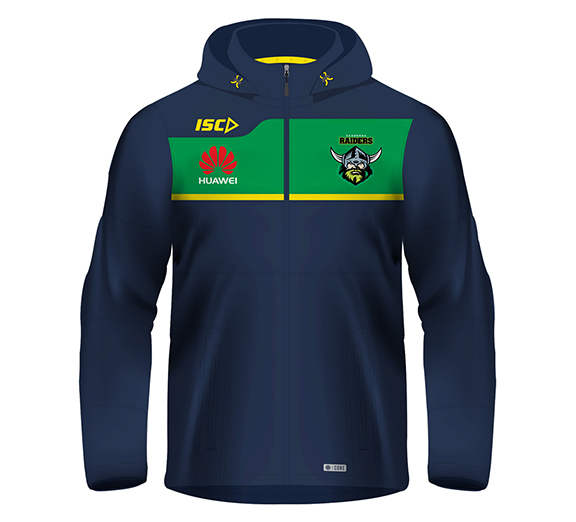 by ISC Canberra Raiders 2015 Coaches Jacket