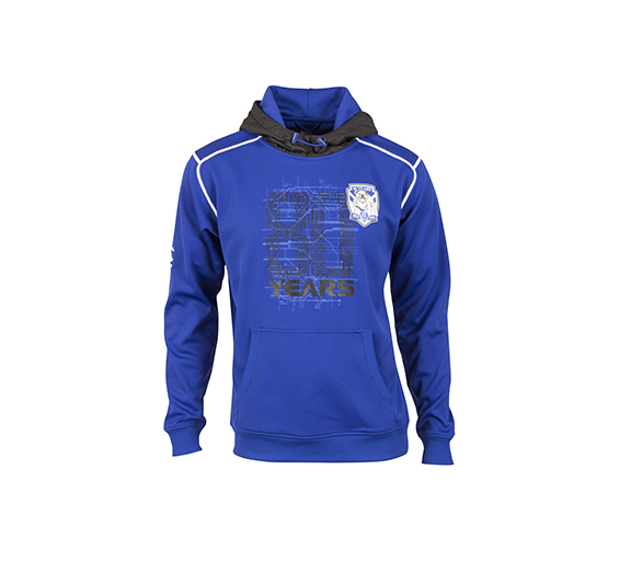 by Canterbury Canterbury Bulldogs 2015 Training Hoody
