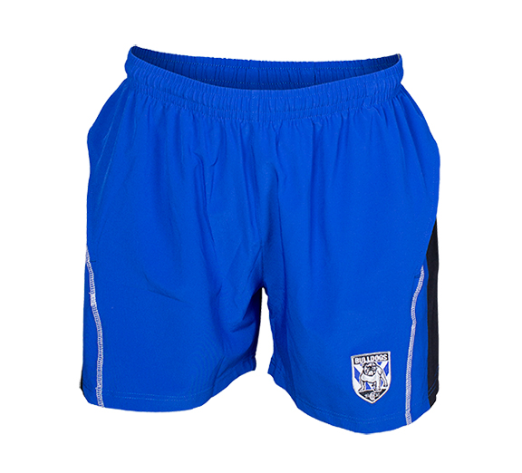 by Classic Canterbury Bulldogs Youth Core Shorts