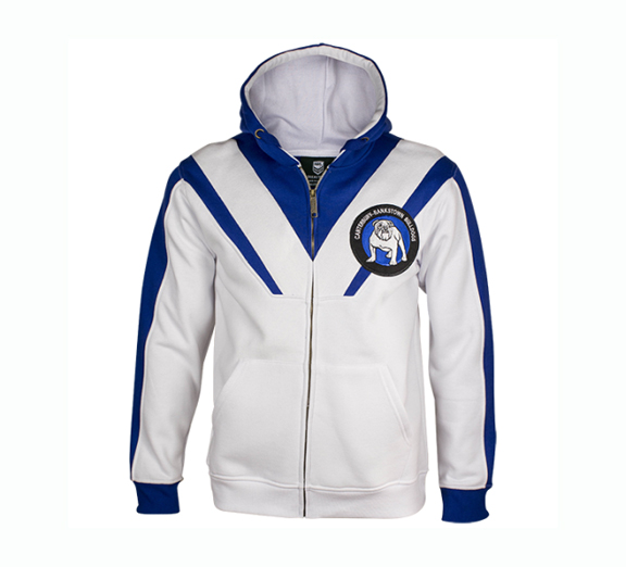 by Classic Canterbury Bulldogs Youth Heritage Hoodie