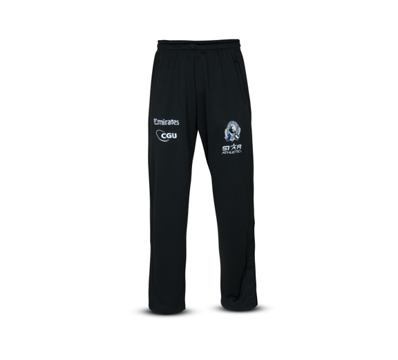 by Star Athletic Collingwood Magpies 2015 Track Pants Mens