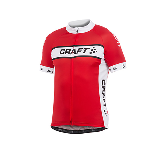 by CRAFT Craft Mens Active Bike Logo Jersey