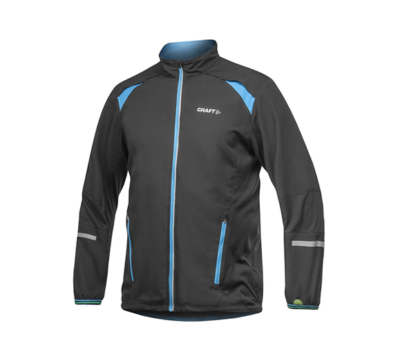 by CRAFT Craft Mens Performance Run Weather Jacket
