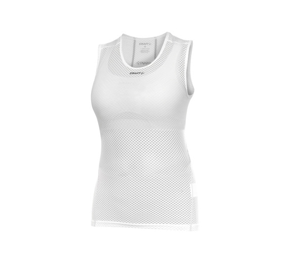 by CRAFT CRAFT Superlight Sleeveless Tee with Mesh - Women's Stay Cool