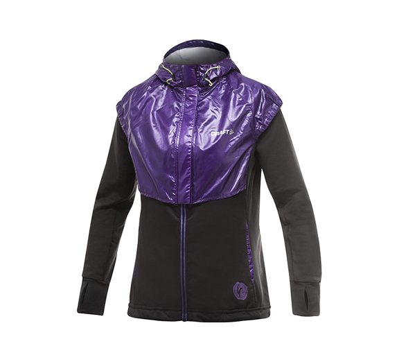 by CRAFT Craft Womens Performance Run Femme Jacket