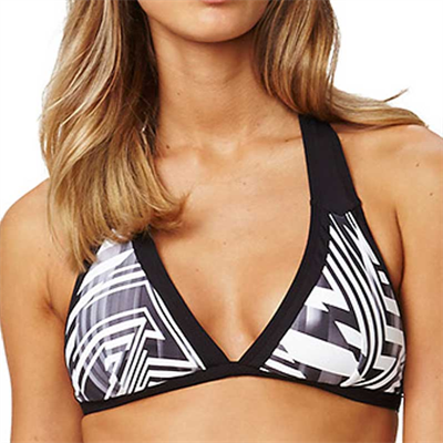 Piece by Moontide Cybertron Shoulder Strap Tri Top