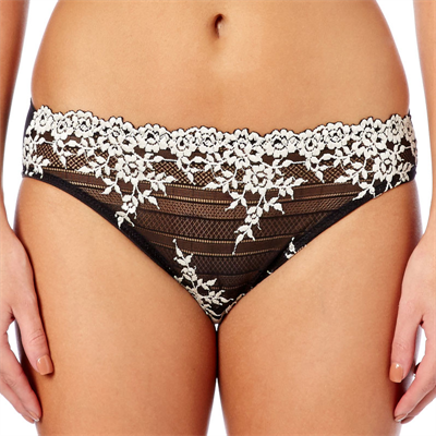 Brief by Wacoal Embrace Lace Bikini Brief