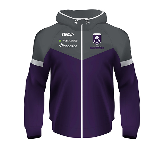 by ISC Fremantle Dockers 2015 Tech Hoody