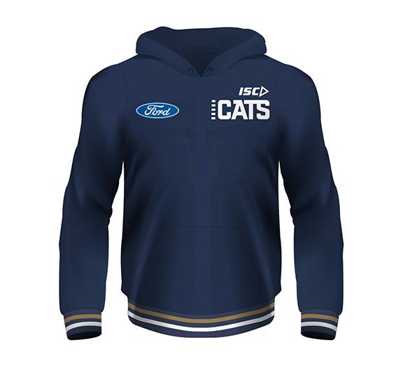 by ISC Geelong Cats 2015 Fleece Hoody