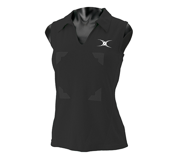 by Gilbert Gilbert Ladies Pulse Netball Top