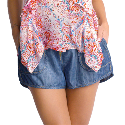Short by Isola by Megan Gale Gypset Drawstring Shorts