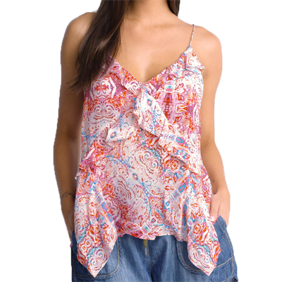 Camisole by Isola by Megan Gale Gypset Silk Camisole