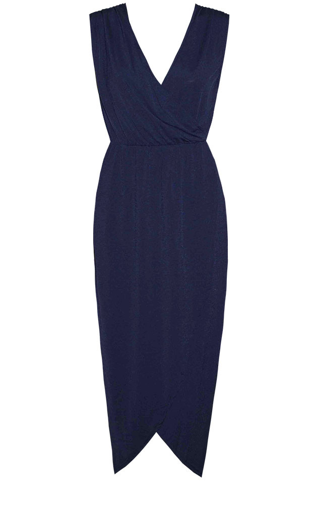 by Little Party Dress Hideaway Navy Maxi Dress