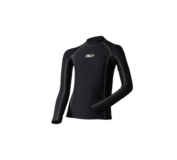 by ISC ISC Youth Compression Long Sleeve Top