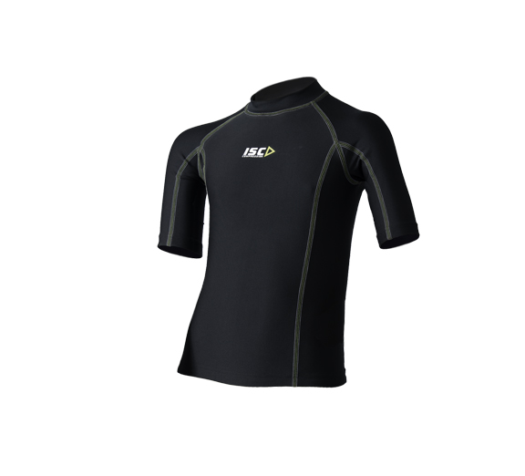 by ISC ISC Youth Compression Short Sleeve Top