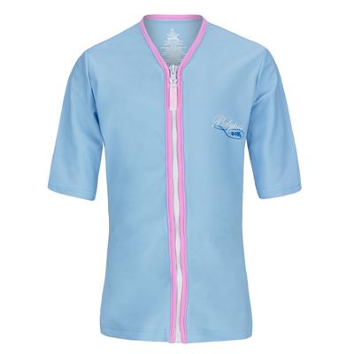 Short by Platypus Mosaic Piped Sun Jacket Short Sleeve