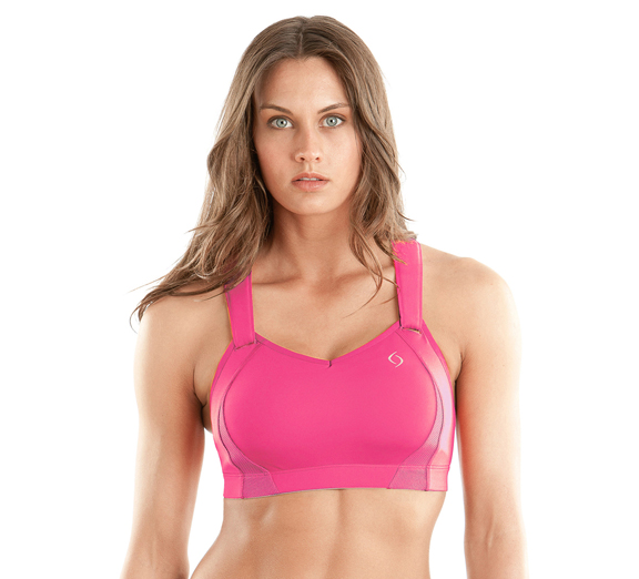 by Moving Comfort Moving Comfort Juno Bra Powerpink