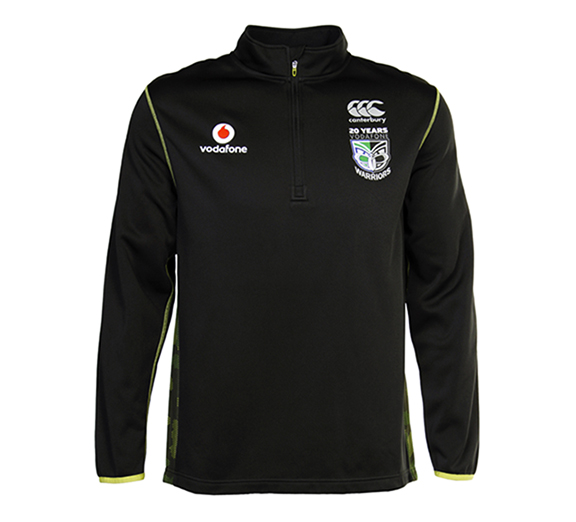 by Canterbury New Zealand Warriors 2015 First Layer Fleece