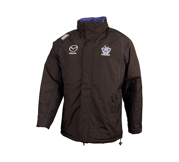 by Canterbury North Melbourne Kangaroos 2015 Coaches Jacket