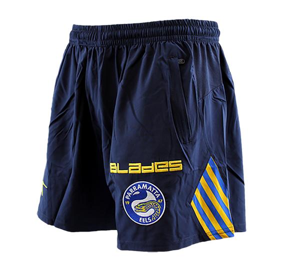by Blades Parramatta Eels 2015 Training Shorts