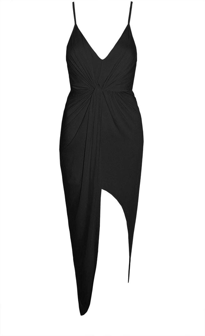 by Little Party Dress Powerless Black Maxi Dress