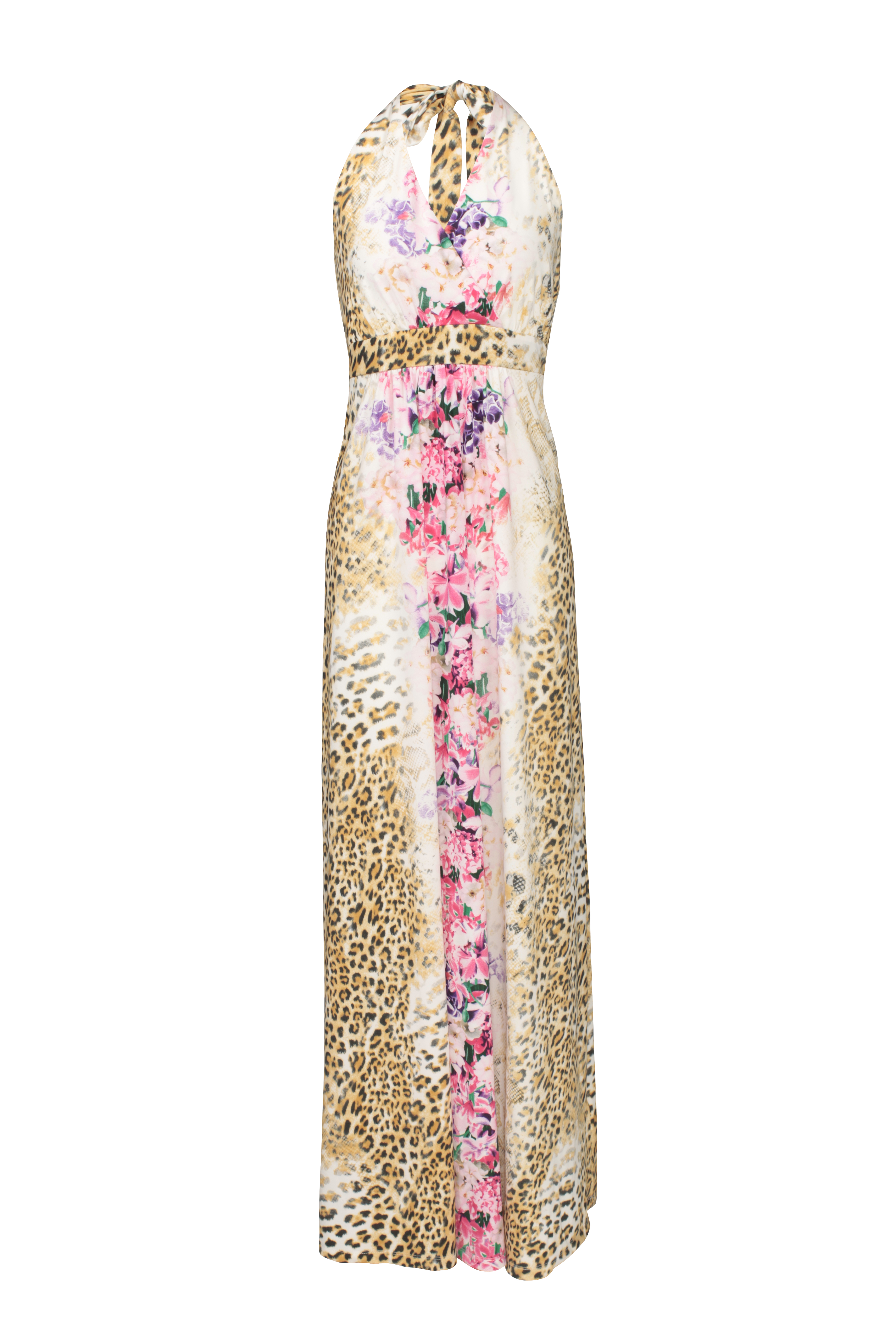 by Queenspark Print Animal Mix Maxi Dress