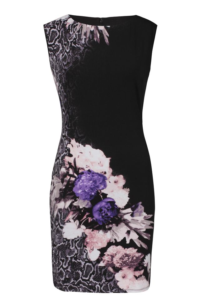 by Queenspark Print Harper Print Dress