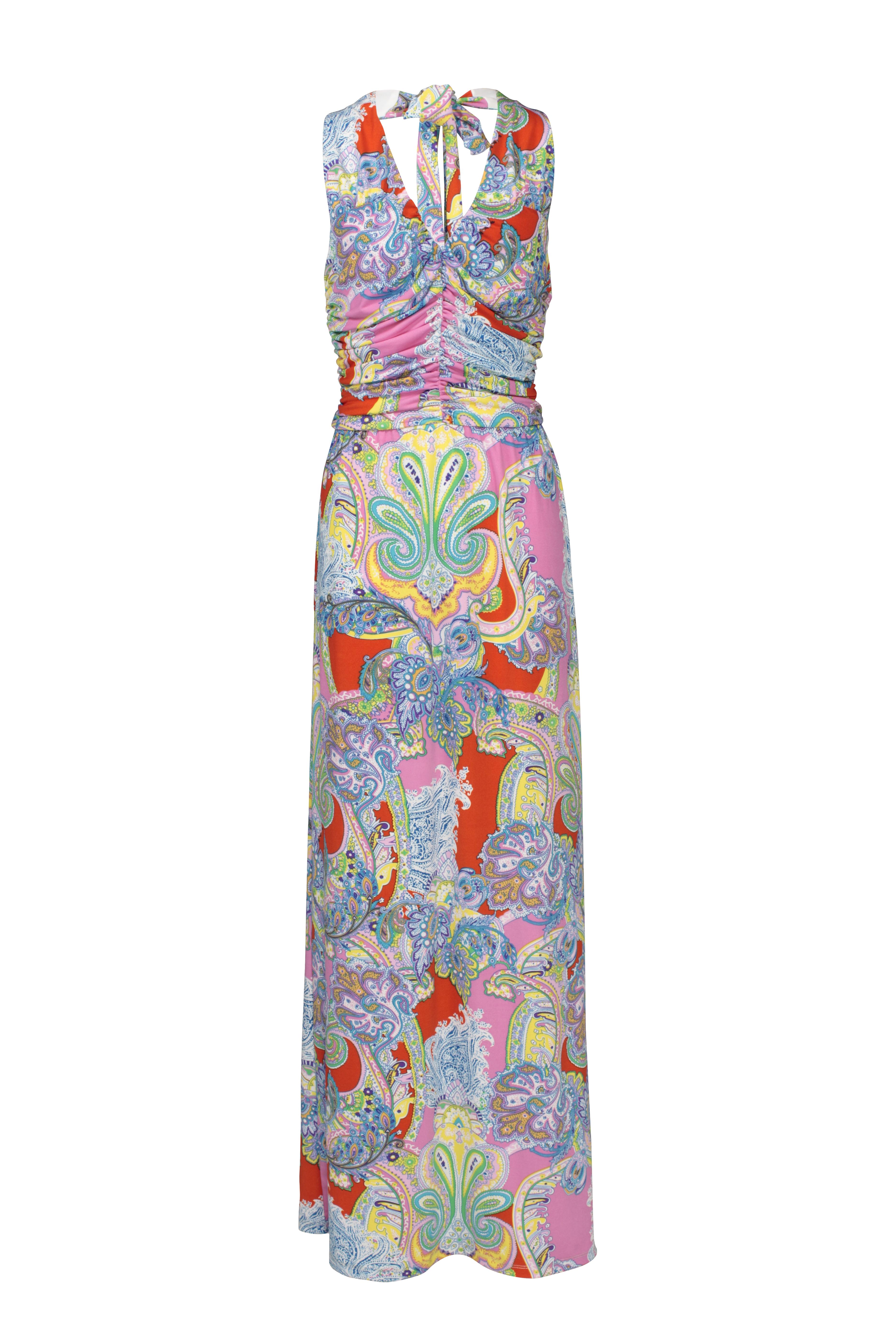 by Queenspark Print Lara Paisley Maxi Dress