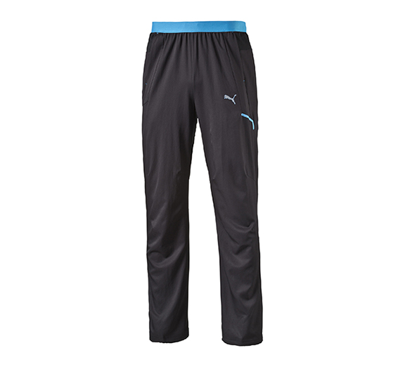 by Puma PUMA Mens Cool Woven Pant Black