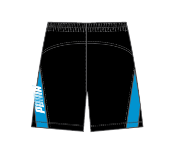 by Puma PUMA Mens Essential Graphic Short