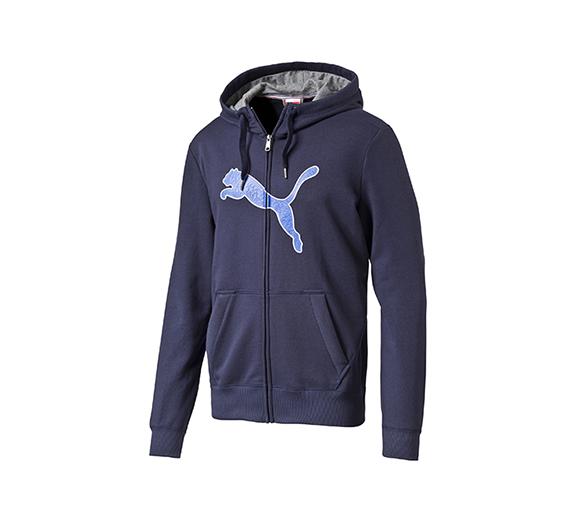 by Puma PUMA Mens Fun LF Hooded Sweat Jacket