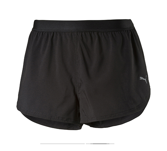by Puma PUMA Mens PE Running Split Shorts