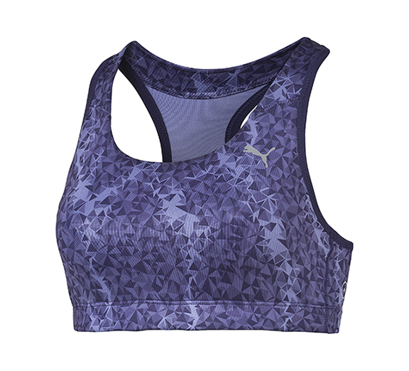 by Puma PUMA Womens WT Essential Graphic Bra