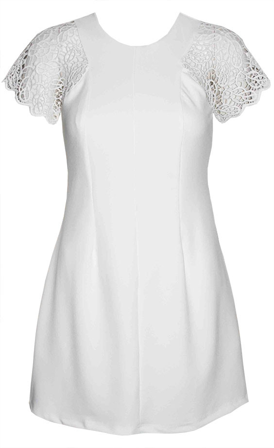 by Little Party Dress Pure State White Lace Dress