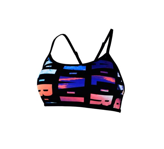 by Rival Swimwear Rival Dawn Patrol Bikini Top Urban Back