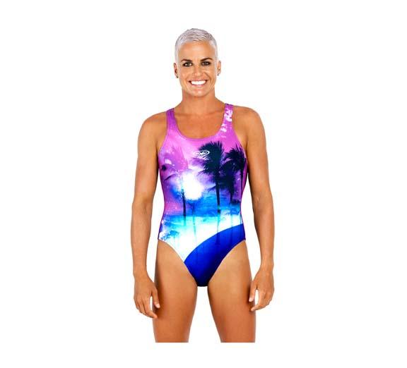 by Rival Swimwear Rival Swimwear Kokomo Crosstrainer