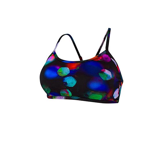 by Rival Swimwear Rival Swimwear Womens Poprock Bikini Top