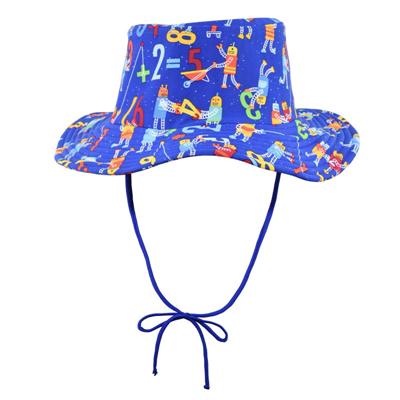 Hat by Wave Rat Rodney Robot Hat