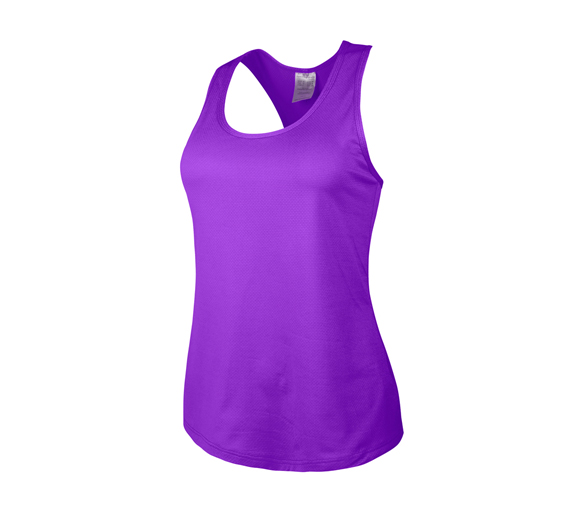 by Running Bare Running Bare Bionic Action Back Workout Tank