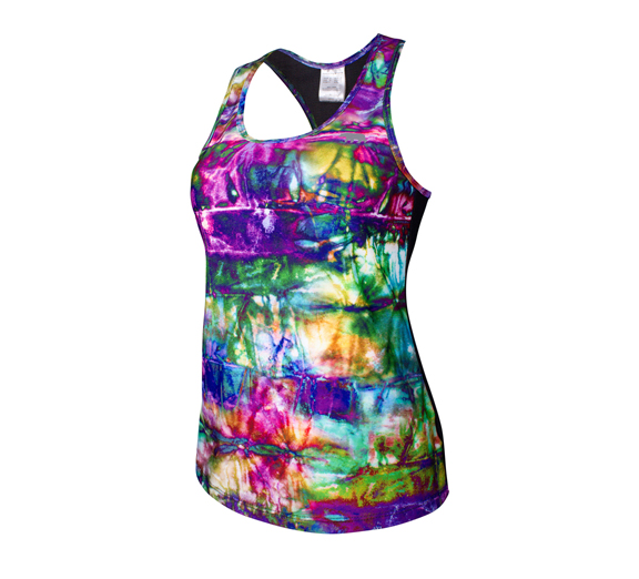 by Running Bare Running Bare Donna Workout Tank
