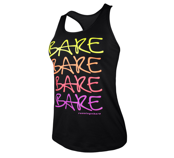 by Running Bare Running Bare Don't You Bare Work Out Tank