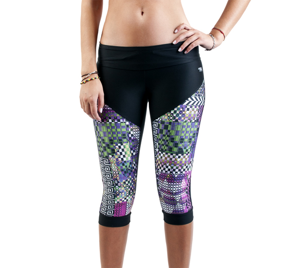 by Running Bare Running Bare Stacey Q Half Tights