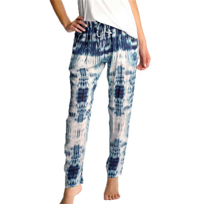 Pant by Isola by Megan Gale Shibori Stripe Relaxed Pant