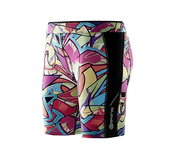 by Skins Skins Womens A200 Compression Shorts