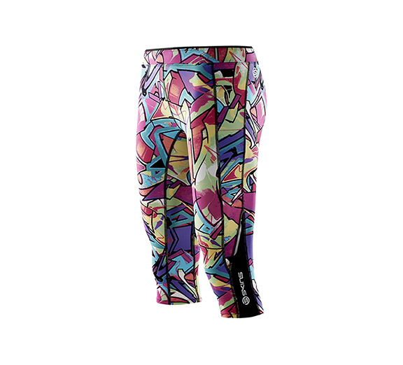 by Skins Skins Womens A200 Compression 3/4 Tights